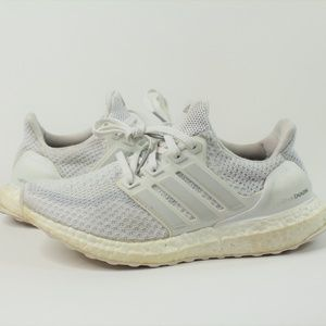Adidas Ultraboost 2.0 Tripple White Women's AQ5934